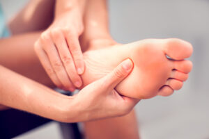 foot pain, peripheral arterial disease