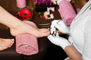 pedicure holiday gift